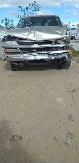 Chevrolet Suburban01 Suburban Modelo 2001 Piel Gabacha