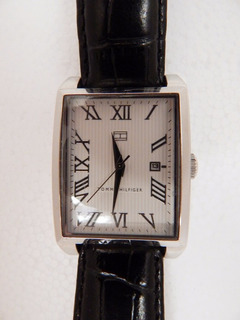 Reloj Tommy Hilfiger Acero Inoxidable Sumergible 3 At