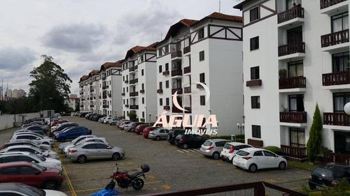 Apartamento Com 3 Dormitórios À Venda, 72 M² Por R$ 390.000,00 - Jardim Santa Cruz (sacomã) - São Paulo/sp - Ap2160