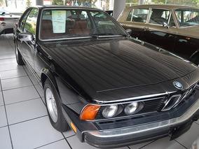 Bmw 633 Csi 1982 Negro