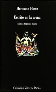 Escrito En La Arena - Hermann Hesse - Libro Bilingue