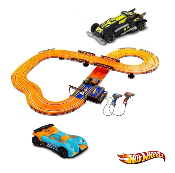 Autorama Hot Wheels Track Set Pista 380cm Carro Pro Br082