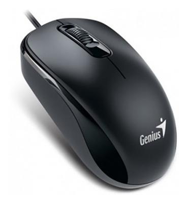Mouse Genius Dx-110 Ps2 1200 Dpi Scroll Ligero Windows Mac