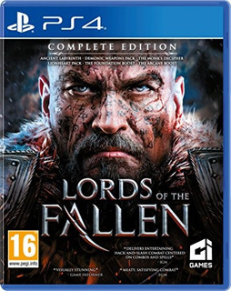 Ps4 Lords Of The Fallen Complete Edition
