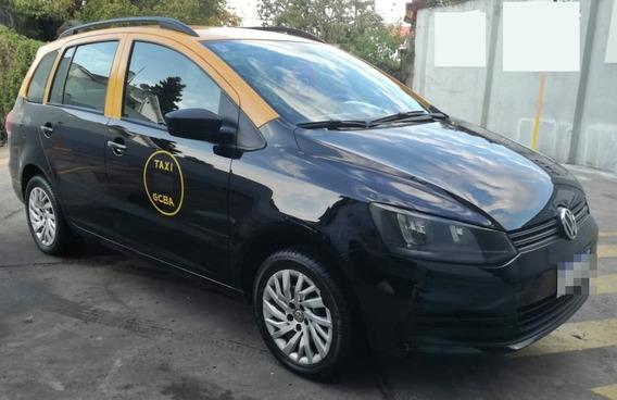 Volkswagen Suran 2017 Nafta Gnc Ideal Para Taxi