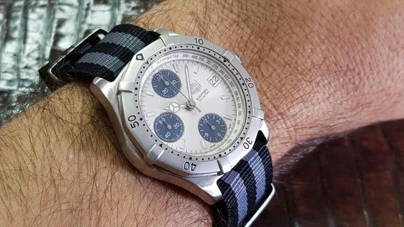Relógio Original Tag Heuer 2000 Cronografo Ck2110
