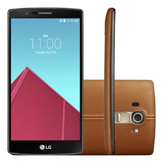 Lg G4 H815p 32gb 8mp Wi-fi Marrom Vitrine 2