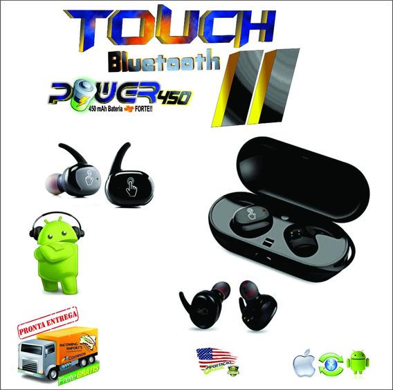 Miniduplo Fone De Ouvido S/ Fio Bluetooth Fones Lados D/ E
