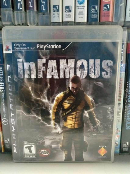 Infamous Ps3 Original