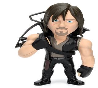 Figura Metalica 11 Cm. Daryl Dixon The Walking Dead