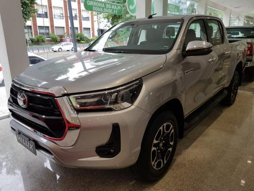 Toyota Hilux 2.8 Srx 204cv 4x4 At Toyota Plan Adjudicado