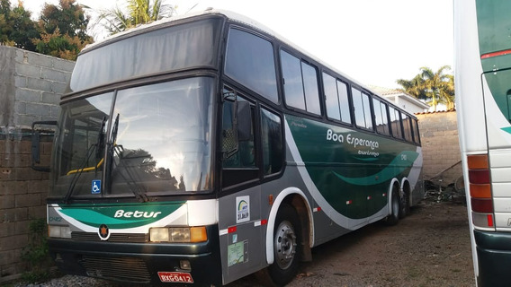 Ônibus Paradiso Gv1150. Volvo. 1996