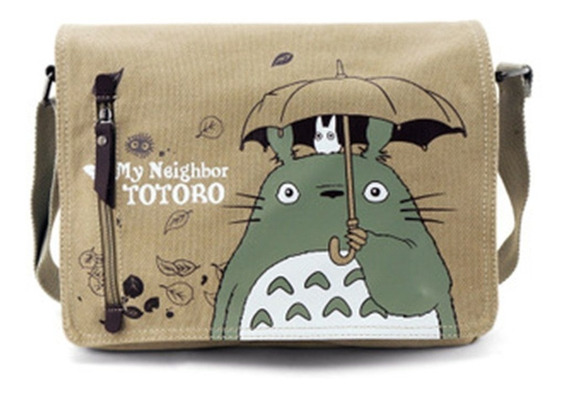 Bolsa Bandolera Casual Juveni Del My Neighbor Totoro Maggift