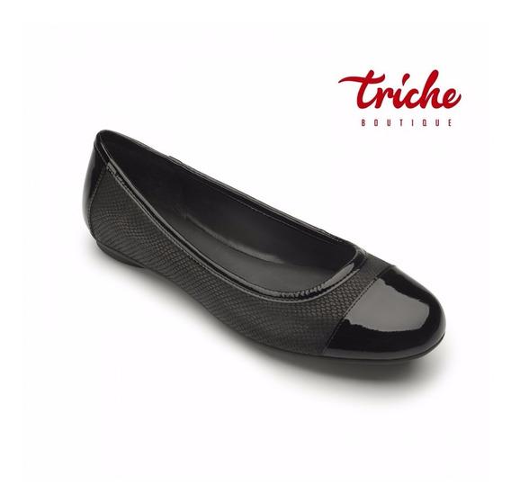 Calzado Zapato Dama Flexi Negro 21205 Flats Ballerina Casual