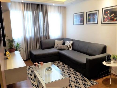 Imagem 1 de 24 de Apartamento Com 2 Dormitórios À Venda, 82 M² Por R$ 430.000 - Vila Ema - São Paulo/sp - Ap5125