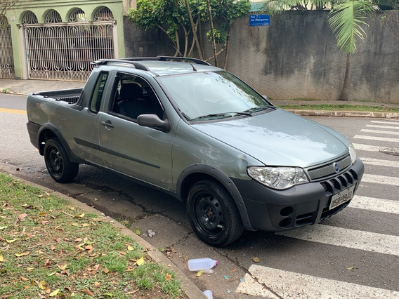 Fiat Strada 1.8 Trek Ce 2006/2006 Flex Manual