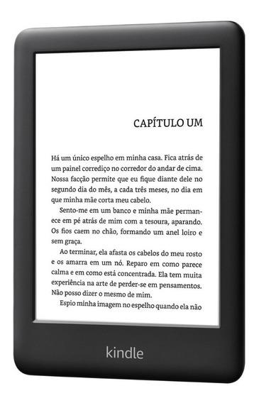 Kindle 10ª Geração Amazon Tela 6 Wi-fi Luz Embutida
