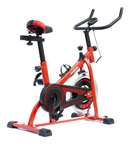 Bicicleta Spinning Arg-840sp Randers H/120kg Disco 6kg