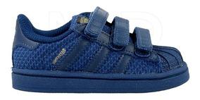 Tênis adidas Superstar Cf I - Infantil Original