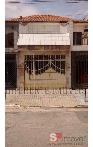 Sobrado 2 Dormitórios- 1 Suíte- Na Vila Formosa !!!