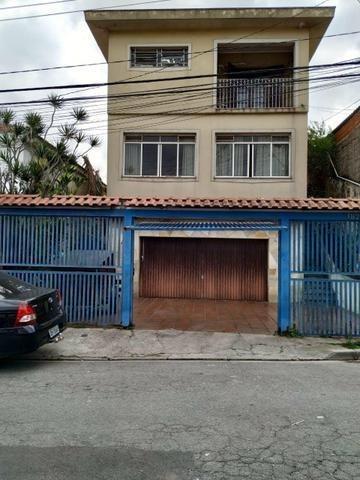Sobrado Em Jardim Santos Dumont, São Paulo/sp De 259m² 5 Quartos À Venda Por R$ 789.000,00 - So347267