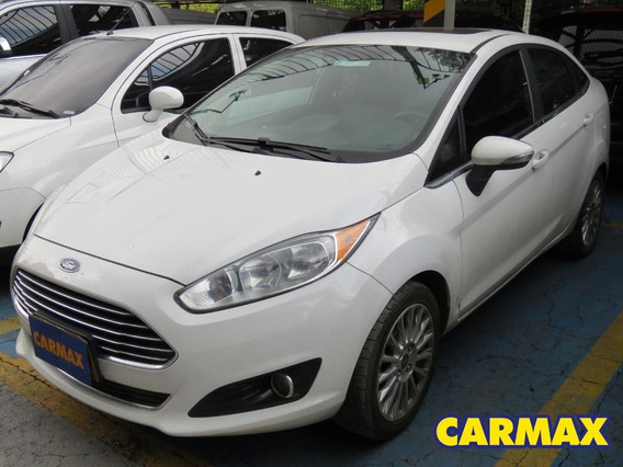 Ford Fiesta Titanium At 1.6 Financiacion Hasta Del 100%