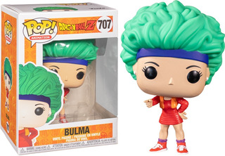 Bulma Dragon Ball Z Funko Pop Original