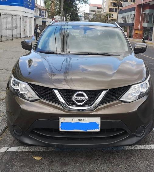 Vendo Nissan Qashqai Full Equipo 2015 41000 Km Poco Uso