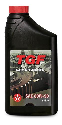 Lubricante Para Cajas De Cambio Texaco Tgf 80w90 1 Litro