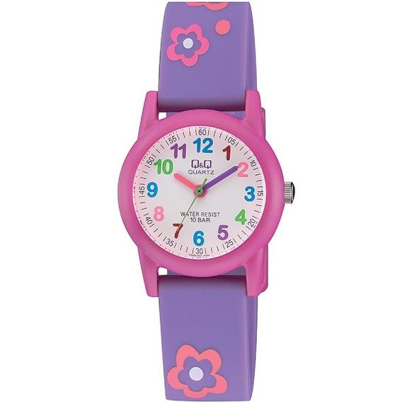 Relógio Q&q By Japan Infantil Vr99j001y, C/ Garantia E Nf