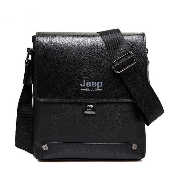 Bolsa Masculina Jeep - Importada