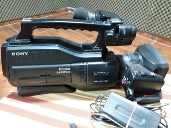 Filmadora Profissional Sony Hvr - 1000 U