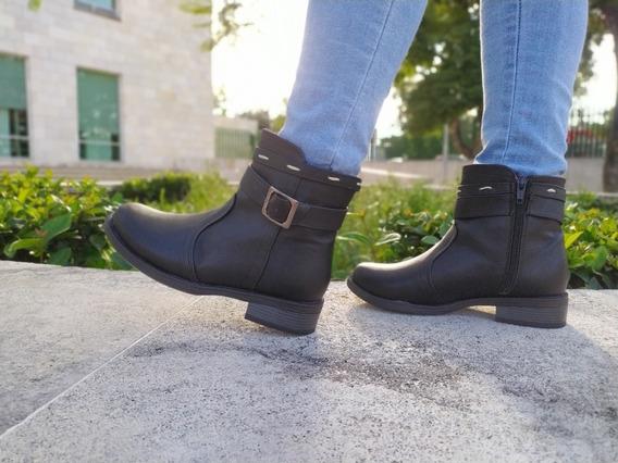 Zapato Botín Dama Casual Otoño Invierno 2019