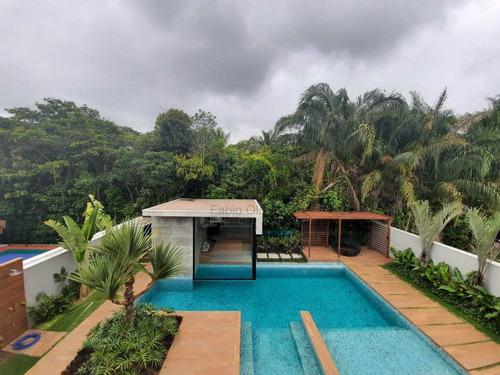 Imagem 1 de 17 de Casa De Condomínio Com 6 Dorms, Riviera, Bertioga - R$ 6.95 Mi, Cod: 2772 - V2772