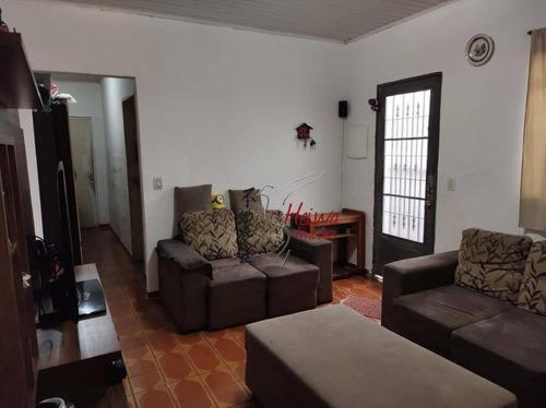 Casa Com 3 Dormitórios À Venda, 145 M² Por R$ 450.000,00 - Parque São Domingos - São Paulo/sp - Ca1228