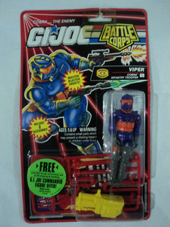 G.i. Joe Battle Corps Viper Hasbro 1993