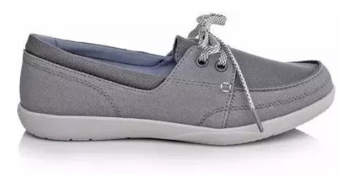 Crocs Walu Li Canvas. Náuticas Originales Crocs