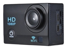 Câmera Ação Action 12mp 1080p Wifi À P. D