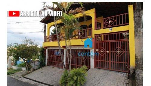 Imagem 1 de 19 de Casa Com 3 Dormitórios Para Alugar, 100 M² Por R$ 1.700,00/mês - Vila Santa Lúcia - Carapicuíba/sp - Ca0512