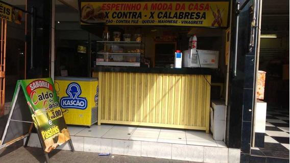 Vende-se Lanchonete E Pastelaria Na Região Do Brás