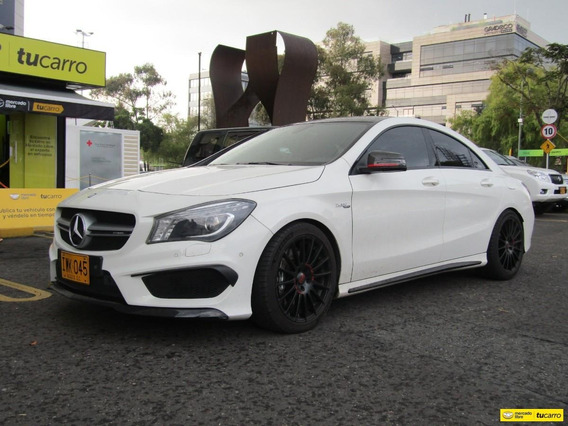 Mercedes Benz Clase Cla 45 Amg 4matic At 2000 T