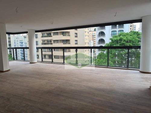 Apartamento 3 Suítes À Venda No Jardim Paulista - São Paulo/sp - Ap2290
