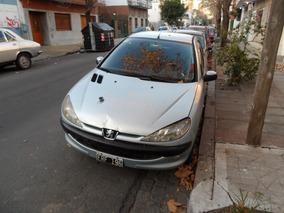 Peugeot 206 1.6 Xr Premium 5p