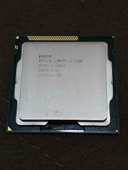 Processador Intel Core I3 - 2100