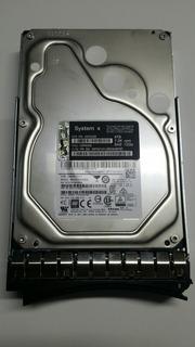 Disco Duro Lenovo De 4tb, 7.2k, Sas 12gb, Modelo 00fn208 09