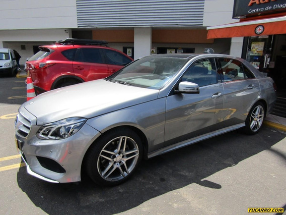 Mercedes Benz Clase E E 250 2.0 At Kit Amg