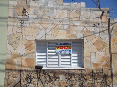 Casa Residencial À Venda, Vila Santana, Sorocaba. - Ca5001