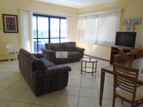Apartamento Para Alugar No Bairro Enseada Em Guarujá - Sp. - En853-2