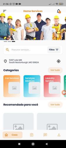 App Prestaçao De Serviços
