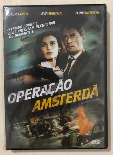 Imagem 1 de 2 de Operação Amsterdã (1959) Michael Mccarthy / Dvd